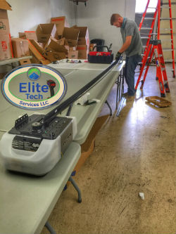 Highly Trained Qualified And Courteous Technicians - Elite Garage Door